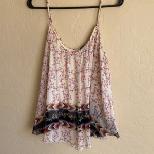 EXPRESS Tank // Only worn once!